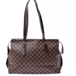 Authentic Louis Vuitton Chelsea Damier Ebene